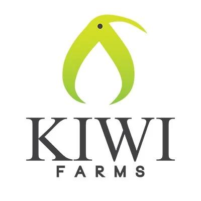 Kiwi Farms' logo.